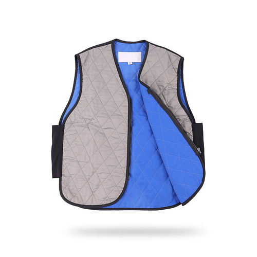 Silver cooling waistcoats(FQ-2005)