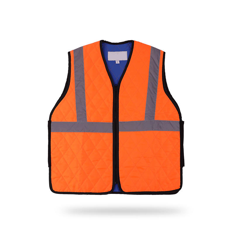 Orange sports cooling vests(FQ-2015)